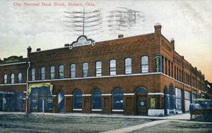 Primary view of object titled 'City National Bank'.