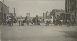 Primary view of object titled 'Oklahoma City Fire Department Parade'.