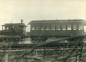 Primary view of object titled 'Train Car'.