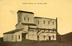 Primary view of object titled 'Chelsea Milling Co.'.