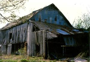 Primary view of object titled 'Barn'.