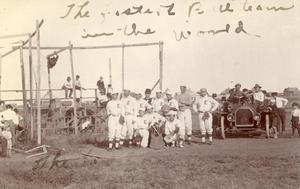 "Primary view of object titled '""Fastest Ball Team in the World""'."