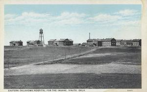 Primary view of object titled 'Eastern Oklahoma Hospital for the Insane'.