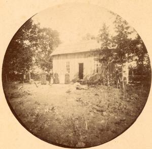 Primary view of object titled 'A.F. Chamberlin's Home'.