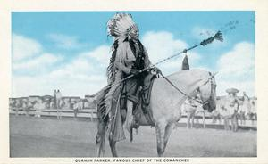 Primary view of object titled 'Quanah Parker'.