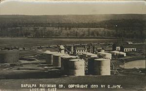 Primary view of object titled 'Sapulpa Refining Company'.