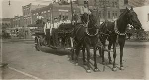 Primary view of object titled 'Oklahoma City Firemen'.
