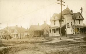 Primary view of object titled 'Home of George W. Turley'.