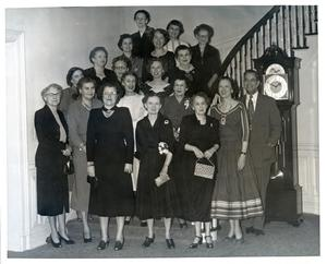 Primary view of object titled 'Norman, OK Hostesses'.