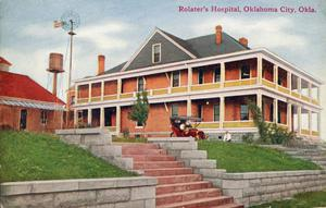 Primary view of object titled 'Rolater's Hospital'.