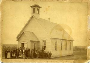 Primary view of object titled 'First Presbyterian Church'.