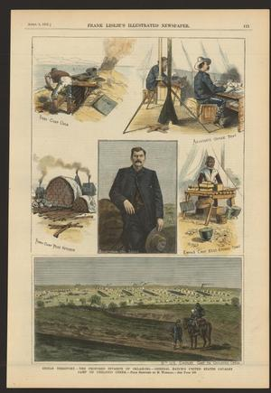 Primary view of Frank Leslie's Illustrated Newspaper