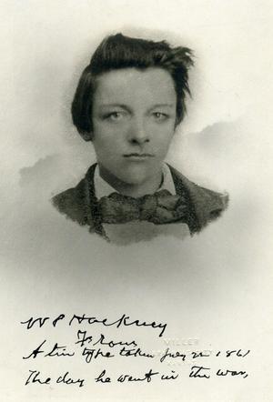 Primary view of William P. Hackney