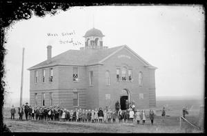 Primary view of West School