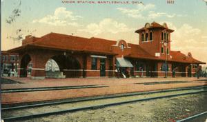 Primary view of object titled 'Union Station'.