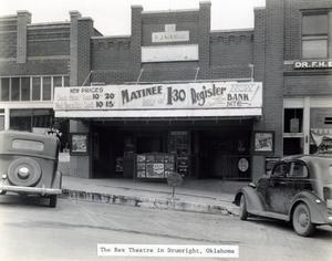 Primary view of Rex Theatre
