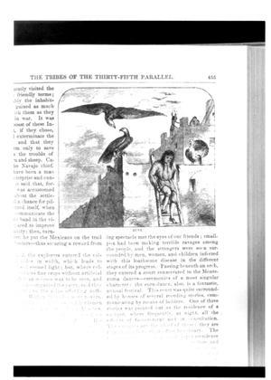 Primary view of Pueblo-Zuni Indians