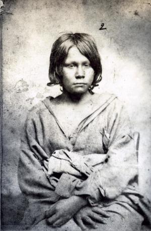 Primary view of Captive Mexican Boy
