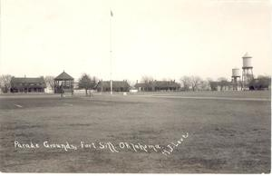Primary view of object titled 'Fort Sill, OK'.