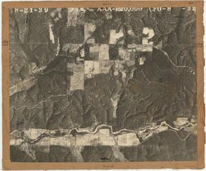 Primary view of object titled 'Delaware County Range 22 East'.