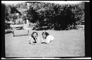 Primary view of Nettie Odelty and Frances Ross