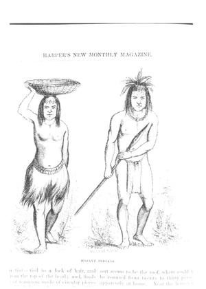 Primary view of Mohave Indians