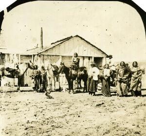 Primary view of Satanta's Kiowa Band