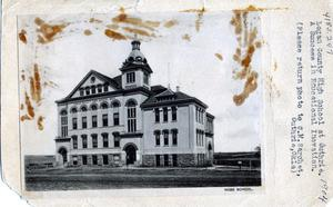 Primary view of object titled 'Logan County High School'.