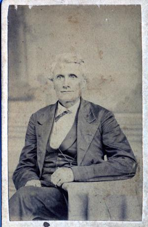 Primary view of Reverend Young Ewing