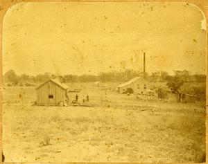 Primary view of Fort Sill Saw Mill