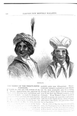 Primary view of Choctaw Indians