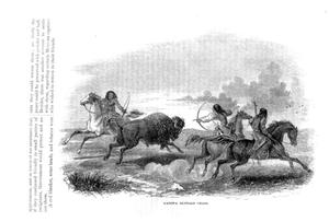Primary view of Kiowa Indians