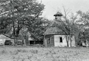 Primary view of object titled 'Quapaw Round House'.