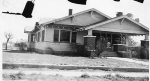 Primary view of object titled 'E. B. Clarke Rental Property'.