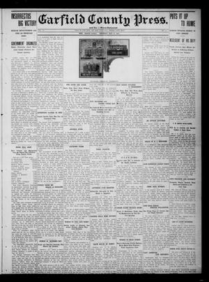 Primary view of object titled 'Garfield County Press. And Enid Wave-Democrat (Enid, Okla.), Vol. 17, No. 23, Ed. 1 Thursday, May 11, 1911'.