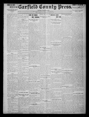Primary view of object titled 'Garfield County Press. And Enid Wave-Democrat (Enid, Okla.), Vol. 17, No. 32, Ed. 1 Thursday, July 20, 1911'.