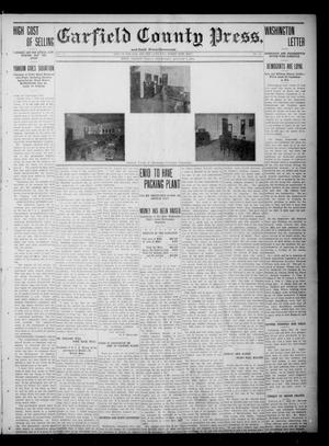 Primary view of object titled 'Garfield County Press. And Enid Wave-Democrat (Enid, Okla.), Vol. 17, No. 35, Ed. 1 Thursday, August 3, 1911'.