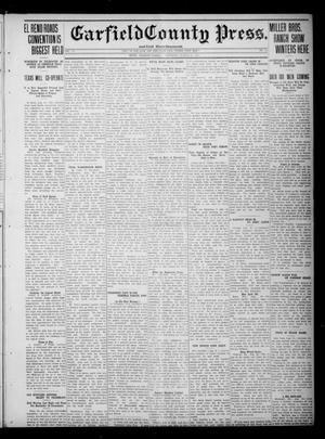 Primary view of object titled 'Garfield County Press. And Enid Wave-Democrat (Enid, Okla.), Vol. 17, No. 39, Ed. 1 Thursday, August 31, 1911'.
