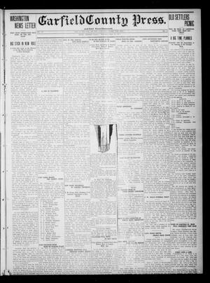 Primary view of object titled 'Garfield County Press. And Enid Wave-Democrat (Enid, Okla.), Vol. 17, No. 41, Ed. 1 Thursday, September 21, 1911'.