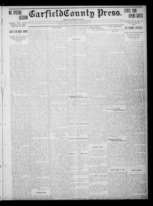 Primary view of object titled 'Garfield County Press. And Enid Wave-Democrat (Enid, Okla.), Vol. 17, No. 43, Ed. 1 Thursday, September 28, 1911'.