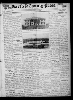 Primary view of object titled 'Garfield County Press. And Enid Wave-Democrat (Enid, Okla.), Vol. 17, No. 46, Ed. 1 Thursday, October 19, 1911'.