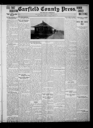 Primary view of object titled 'Garfield County Press. And Enid Wave-Democrat (Enid, Okla.), Vol. 17, No. 47, Ed. 1 Thursday, October 26, 1911'.