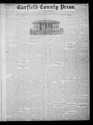 Primary view of object titled 'Garfield County Press. And Enid Wave-Democrat (Enid, Okla.), Vol. 17, No. 51, Ed. 1 Thursday, November 23, 1911'.
