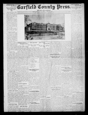 Primary view of object titled 'Garfield County Press. And Enid Wave-Democrat (Enid, Okla.), Vol. 18, No. 2, Ed. 1 Thursday, December 14, 1911'.