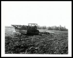 Primary view of object titled 'Land Preparation with Bulldozer'.