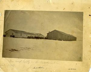 Primary view of Fort Supply, OK