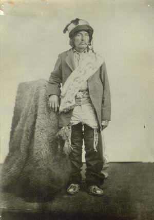 Primary view of Chief George Washington