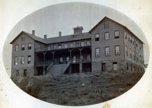 Primary view of Concho Indian School