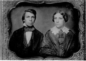 Primary view of Charles Cutler Torrey and Adelade Lucy Torrey