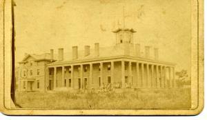Primary view of Cherokee Female Seminary